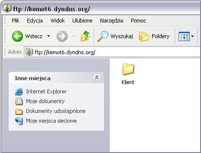ftp folder