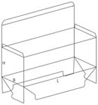 pudełko 1 rzut