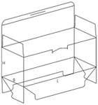 pudełko 2 rzut